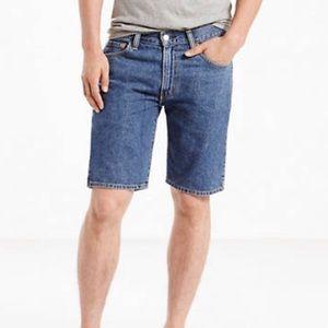 Levi's men's 505 jean shorts size 32 regular